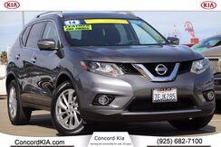 2014_Nissan_Rogue_SL_ Concord CA