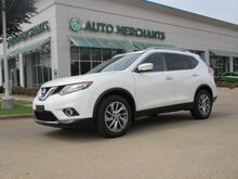 2014_Nissan_Rogue_SL FWD NAV, BLIND SPOT, SUNROOF, LANE DEPART, HTD SEATS, BACKUP CAM, AUX INPUT, PUSH BUTTON, PWRLIFT_ Plano TX