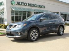 2014_Nissan_Rogue_SL FWD NAV, BLIND SPOT, SUNROOF, SAT RADIO, LANE DEPART, BLUETOOTH, HTD SEATS, BACKUP CAM_ Plano TX