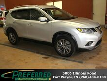 2014_Nissan_Rogue_SL_ Fort Wayne Auburn and Kendallville IN