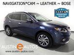2014 Nissan Rogue SL *NAVIGATION, SURROUND CAMERAS, LEATHER, HEATED SEATS, POWER LIFTGATE, BOSE, BLUETOOTH PHONE & AUDIO