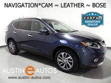Nissan Rogue SL *NAVIGATION, SURROUND CAMERAS, LEATHER, HEATED SEATS, POWER LIFTGATE, BOSE, BLUETOOTH PHONE & AUDIO 2014
