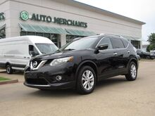 2014_Nissan_Rogue_SV 2WD 4 CYLINDER, AUTOMATIC, NAVIGATION SYSTEM, MOONROOF, REAR PARKING AID, LANE DEPARTURE SYSTEM_ Plano TX