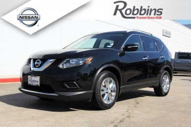 2014 Nissan Rogue SV Houston TX