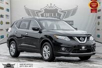 Nissan Rogue SV, NO ACCIDENT, AWD, REAR CAM, PANO ROOF, PUSH START 2014