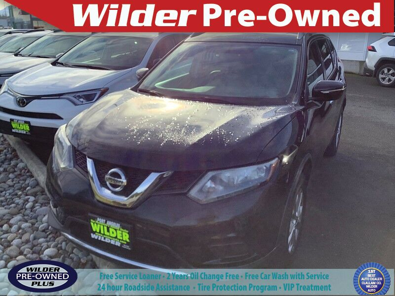 2014 Nissan Rogue SV Port Angeles WA