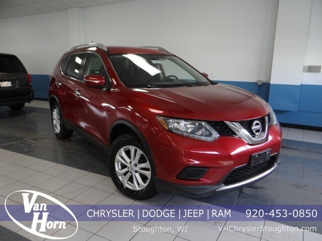 2014 Nissan Rogue SV Stoughton WI
