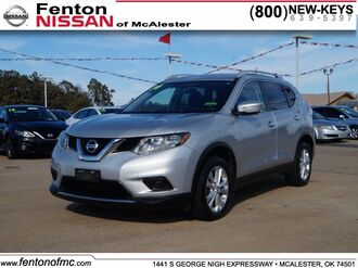 2014_Nissan_Rogue_SV_ McAlester OK