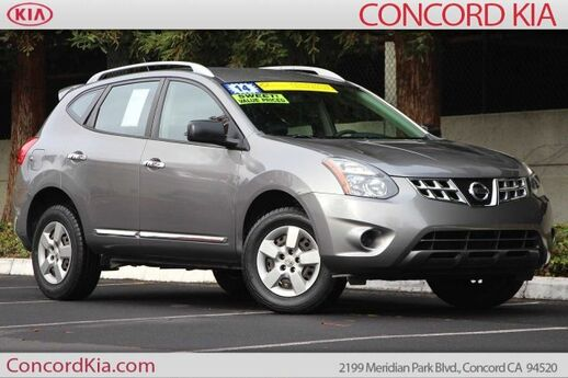 2014 Nissan Rogue Select S Concord CA