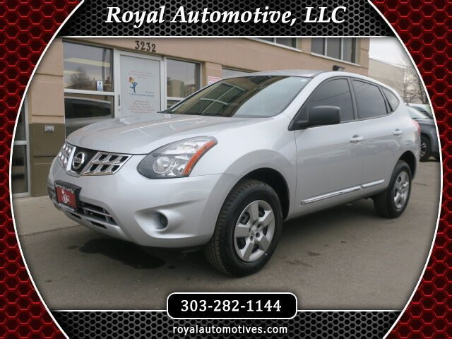 2014 Nissan Rogue Select S Englewood CO