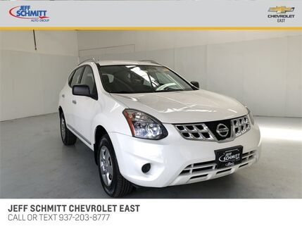 2014_Nissan_Rogue Select_S_ Dayton area OH