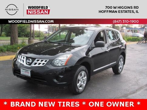 2014_Nissan_Rogue Select_S_ Hoffman Estates IL