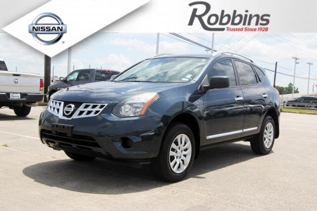 2014 Nissan Rogue Select S Houston TX