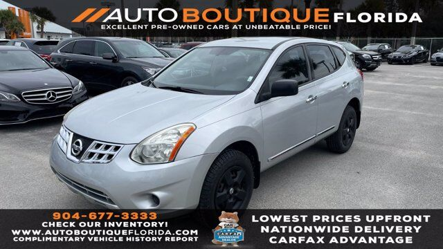 2014 Nissan Rogue Select S Jacksonville  FL