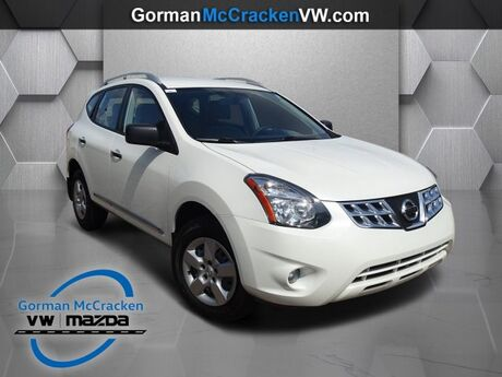 2014 Nissan Rogue Select S Longview TX