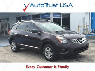 Nissan Rogue Select S 2014