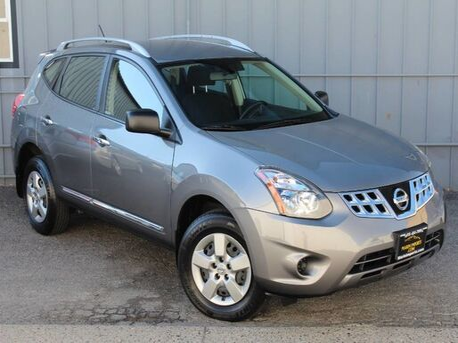 2014_Nissan_Rogue Select_S_ San Rafael CA