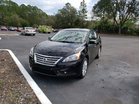 2014 Nissan Sentra FE+ S Gainesville FL
