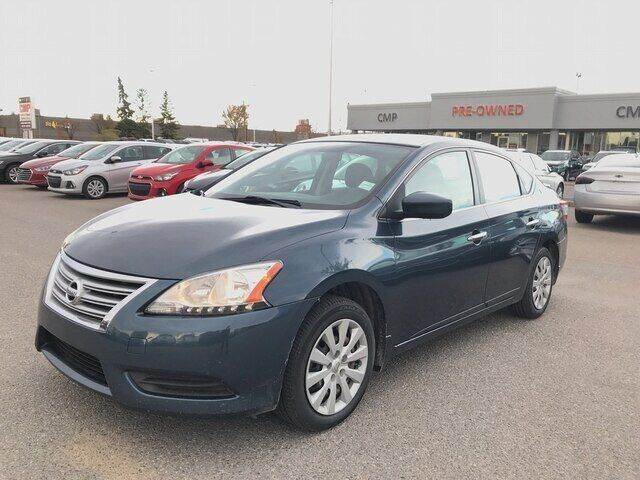 2014 Nissan Sentra ONE OWNER | CLEAN CARFAX | KEYLESS ENTRY Calgary AB