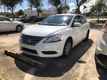 2014_Nissan_Sentra_S_ Delray Beach FL
