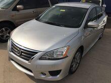 2014_Nissan_Sentra_S 6MT_ Austin TX