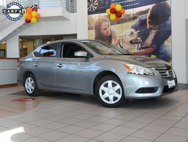 2014 Nissan Sentra S City of Industry CA