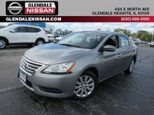 2014_Nissan_Sentra_S_ Glendale Heights IL