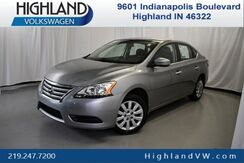 2014_Nissan_Sentra_S_ Highland IN