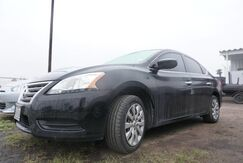 2014_Nissan_Sentra_S_ Mission TX