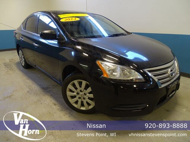 2014 Nissan Sentra S Plymouth WI