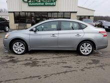 2014_Nissan_Sentra_SL_ Fort Wayne Auburn and Kendallville IN