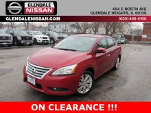 2014_Nissan_Sentra_SL_ Glendale Heights IL