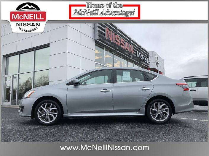 2014 Nissan Sentra SR High Point NC