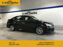 2014_Nissan_Sentra_SR Premium **Navigation**Sunroof** No Accidents**_ Winnipeg MB
