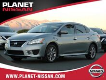 2014_Nissan_Sentra_SR with GPS Navigation_ Las Vegas NV