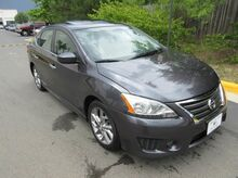 2014_Nissan_Sentra_SR_ Chantilly VA