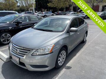 2014_Nissan_Sentra_SV_ Santa Rosa CA
