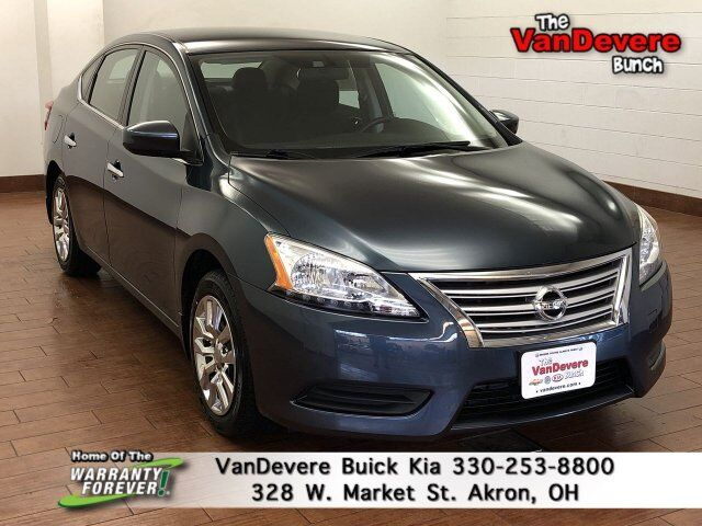 2014 Nissan Sentra SV Akron OH