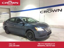 2014_Nissan_Sentra_SV Automatic Sedan_ Winnipeg MB