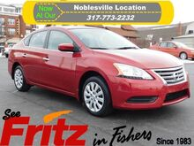 2014_Nissan_Sentra_SV_ Fishers IN