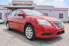 2014_Nissan_Sentra_SV_ Houston TX