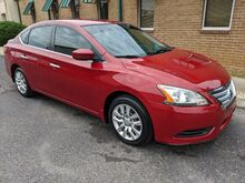 2014_Nissan_Sentra_SV_ Knoxville TN