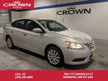 2014_Nissan_Sentra_SV **No Accidents/ One Owner/ Low Km**_ Winnipeg MB