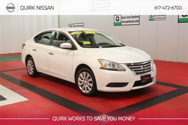 2014 Nissan Sentra SV Quincy MA