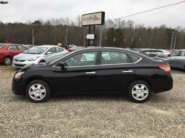 2014 Nissan Sentra SV Youngsville NC