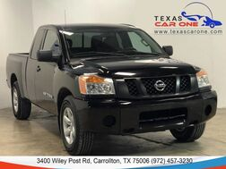 2014_Nissan_Titan_5.6L S KING CAB AUTOMATIC CRUISE CONTROL BED LINER ALLOY WHEELS_ Carrollton TX