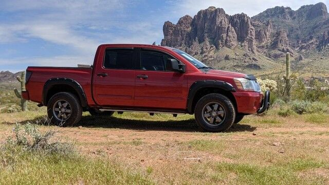 2014 Nissan Titan PRO-4X Apache Junction AZ