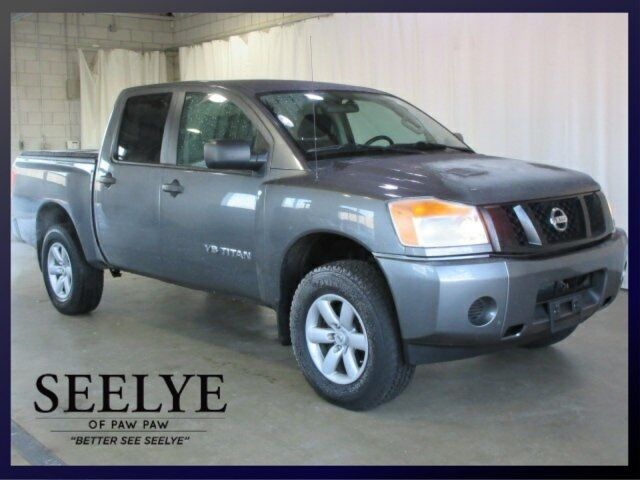 2014 Nissan Titan S Battle Creek MI