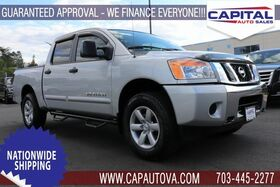 2014_Nissan_Titan_SV_ Chantilly VA