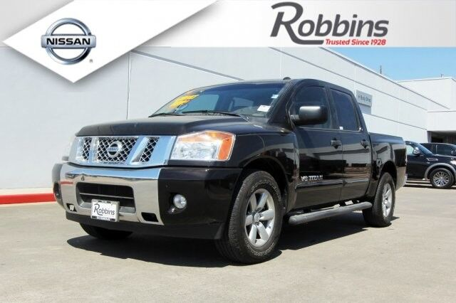 2014 Nissan Titan SV Houston TX